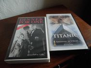 VHS Kult Filme Dinner for one and Titanic - Bottrop