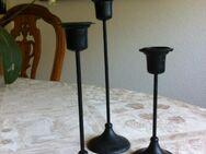 Drei Kerzenständer - Sarstedt