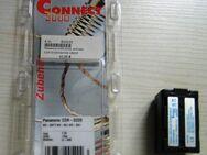 Akku Panasonic CGR-D220A/1B, CGR-D16A/1B, CGR-D16SE/1B, Farbe antrazit, NP 43 Euro - Celle