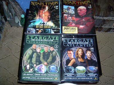 Star Trek & Star Gate - Wiesbaden Sonnenberg