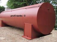 Stahltank 40.000 L Wassertank Palmöltank Futtermitteltank Gülletank Rapsöltank Molketank - Nordhorn