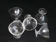 Eisbecher Set 5 Stück Eisschalen Schälchen - Nürnberg