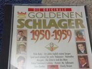 CD Schlager Die goldenen Schlager 1950 - 1959 - Berlin Lichtenberg