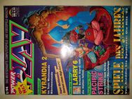 Power Play 2-94 Markt&Technik Doom Id-Software Leisure Suit Larry 6 Sierra Weibsbilder Body Blows Galactic Team 17 Metal & Lace The Battle of the Robo Babes Megatech Kiki Zeitschrift MERCHANDISE - München Altstadt-Lehel