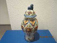 Wunderschöne Vase Blumenmotiv - Stuttgart