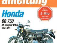 Honda CB 750 ab 1969 Reparaturanleitung - Bochum