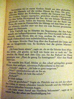 """Spannender Roman """"Begegnung in der Nacht"""" von Ursula Schaake in gutem Zustand, BASTEI Taschenbuch, ASIN: B0000BUGVK, 3,- € - Unterleinleiter"""
