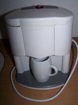 Kaffeemaschine für 1-2-Personen-Haushalt