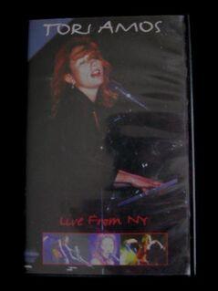 Tori Amos - Live From NY (Musikvideo von 1997) - Niddatal Zentrum