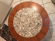 Nusbaum-rustikale Couchtisch - Plaidt