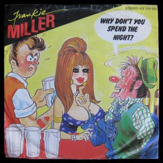 Frankie Miller - Why Don't You Spend The Night ? (Single) - Niddatal Zentrum