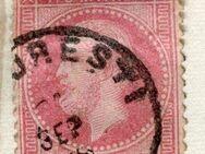 Rumänien 50 Ban,1872,MI:RO 42,  Lot 551