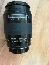Sigma 4-5,6/70-210mm