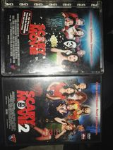 DVD Scary Movie 1 - 2