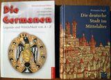 Germanen / dt. Stadt im MA