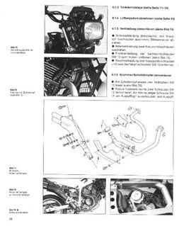 Honda 600 V Transalp Reparaturanleitung - Bochum