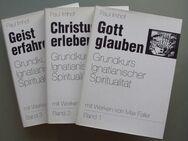 Imhof: Grundkurs Ignatianischer Spiritualität. 3 Bde. - Münster
