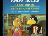 Der kleine Rabe Socke - DIE STREITHÄHNE und andere rabenstarke Geschichten - Nele Moost - Nürnberg