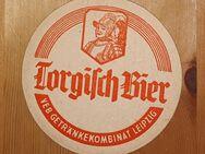 VEB Brauerei Torgisch Getränkekombinat Leipzig Bierdeckel BD Bierfilz - Nürnberg