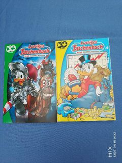 Donald Duck und Onkel Dagobert Taschenbücher - Mörfelden-Walldorf