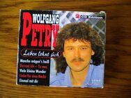 Wolfgang Petry-2 CD Edition-Leben lohnt sich-Einmal mit Dir-Manche mögen´s heiss,Laser Light,Delta,von 1998 - Linnich