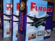 Faszination Fliegen (3 Sammelordner m Karten) Welt der Flugzeuge - Spraitbach