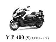 Wartungsanleitung YAMAHA YP 400 Majestic Motorroller - Bochum