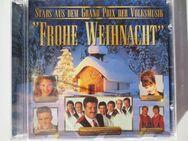 Frohe Weihnacht  -  Stars aus dem Grand Prix der Volksmusik - CD - Essen