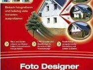 Foto Designer Haus und Garten, CD-Rom von Data Becker - Celle