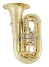 Cerveny Arion Tuba in B, Mod. CBB 683-4 inkl. Rollenkoffer, Neuware