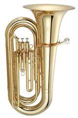 Jupiter 382 L Tuba in BBb. Großes 4/4 - Modell inkl. Koffer