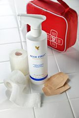 FOREVER ALOE FIRST SPRAY - 4+1Gratis oder 15% Rabatt