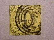 AD-Thurn u.Taxis,9 Kr.1852.,MI:DE 10,  Lot 584
