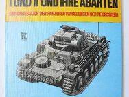 Die Panzer-Kampfwagen I und II und ihre Abarten, Band 2, Militärfahrzeuge, Panzer der Reichswehr - Königsbach-Stein
