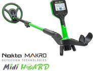 Noktra Makro Midi Hoard Metalldetektor für Kinder - Bunde