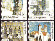 """MZZ: MiNr. 1 - 4, 02.10.2006, """"Heimatansichten"""", Satz (aus Bogen), postfrisch - Brandenburg (Havel)"""