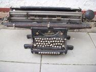 Mercedes Schreibmaschine, antik - Frankfurt (Main)