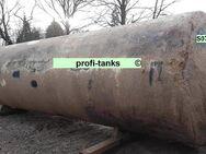 S07 gebrauchter 20.000 Liter Stahltank doppelwandig Erdtank Löschwassertank Wasserzisterne Löschwasserbehälter Dieseltank Heizöltank Lagertank unterirdisch - Nordhorn