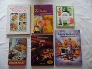 Bücher für kulinarische Genüsse - Kolkwitz