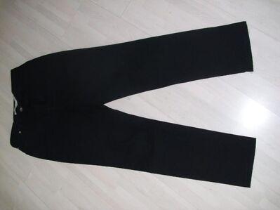 Vittoria Verani Jeans  - schwarz, Stretch Gr. 36 - Saarbrücken Zentrum