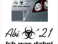 Kfz- Autoaufkleber / Abi Abitur 2021 01 / Car Tattoo / Sticker / Farbauswahl - Vöhl