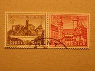 DR Winterhilfswerk mit 2 Briefmarken 1939,Mi:Nr.730+735 ,Lot 371