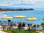 Kreta Ferienwohnungen am Strand von Chrisi Amo - Essen