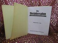 Gebundener Jahrgang 1942 Zeitschrift Der Vierjahresplan / Zeitungen 3. Reich - Zeuthen