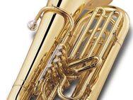 Jupiter Tuba, 4 Ventile, Modell JP-482 L in B - Neuware mit Koffer - Hagenburg