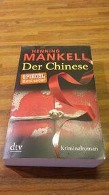 DER CHINESE. Kriminalroman v. Henning Mankell (Autor)
