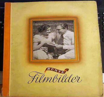 Verkaufe Sammelalbum Bunte Filmbilder von1936 - Büchenbach