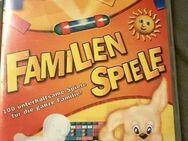 PC CD ROM  Familen Spielesamlung mit 100 Spiele (USK 0),2007 - Zerbst (Anhalt) Zentrum