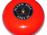 Fire Alarm Bell Feuererlarm Glocke Sirene 20 cm 97dB 230V AC ∅ 200 mm - Berlin
