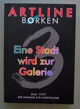 "Katalog ""Artline Borken"" 1997 inkl. Ron Wood-Ausstellung"